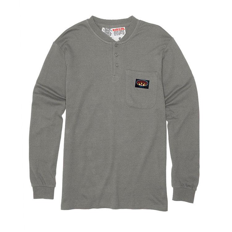 5b693524c20cf Rasco FR » Henley T-Shirt