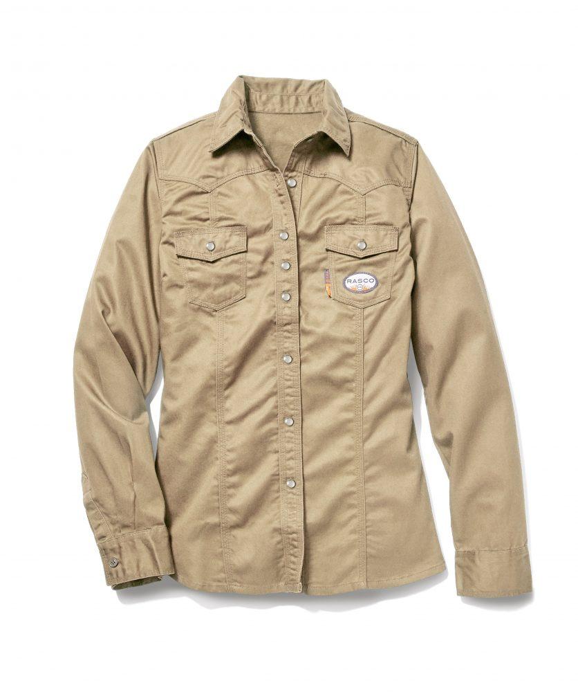8768b965e4 Rasco FR » Women s FR Work Shirt