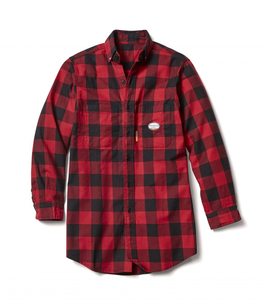 Rasco fr buffalo plaid shirt for Buy plaid shirts online