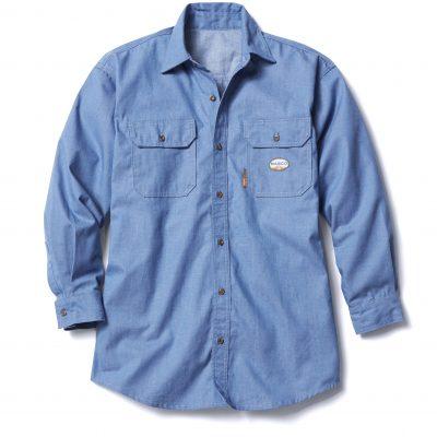 chambray-work-shirt